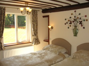 The Hawkstone Bedroom