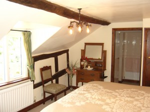 The Weston Bedroom
