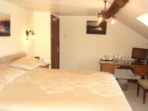 The Weston Bedroom